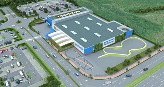 70354df3fee77 An impression what the Decathlon outlet in Ballymun could look like