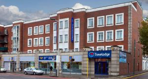 The Tifco group acquired  12 Travelodge hotels for €45.7 million in December 2016