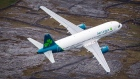 Timelapse shows Aer Lingus plane getting a makeover