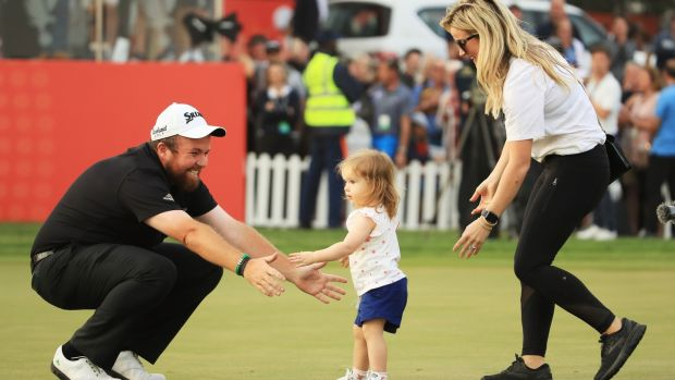 Shane Lowry claims Abu Dhabi crown after day of high drama
