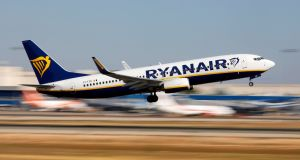"Ryanair is ""wrapping its arms"" around its UK staff in order not to lose them. Photograph: Paul Hanna/File Photo/Reuters"