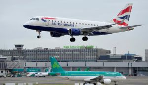 "A spokesman for Minister for Transport Shane Ross's department said  the rules in force in Ireland covering the ownership and control of airlines were ""not changing as a result of Brexit"". Photograph: Aidan Crawley/Bloomberg"
