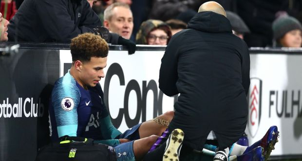 Tottenham News: The games Dele Alli will miss after
