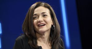 Facebook chief operating officer Sheryl Sandberg: 'We know that we'll never completely stop the bad from happening, but we're committed to putting in the work'