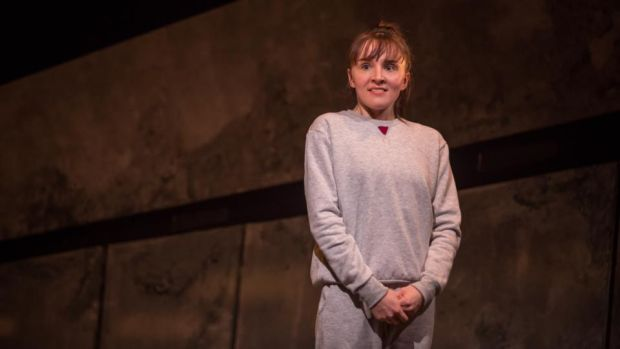 Dark Vanilla Jungle: Katie Honan in Philip Ridley's play