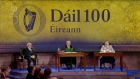 Dáil 100: 'Our sovereignty belonged not to the crown but to the Irish people'