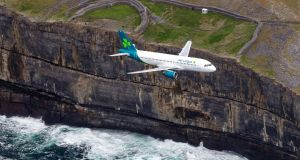 A new-look Aer Lingus