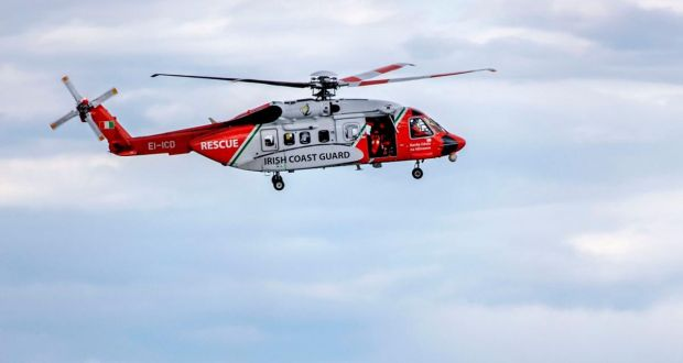 Search-and-rescue helicopter pilots to take industrial action