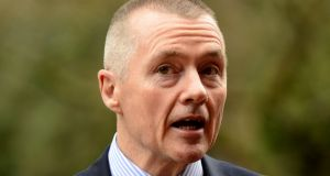 IAG  chief executive Willie Walsh: there is  no scenario following a no-deal Brexit where flights will be grounded by circumstances beyond everybody's control. Photograph: Cyril Byrne