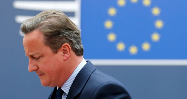 David Cameron believed Brexit vote would never happen, says Donald Tusk