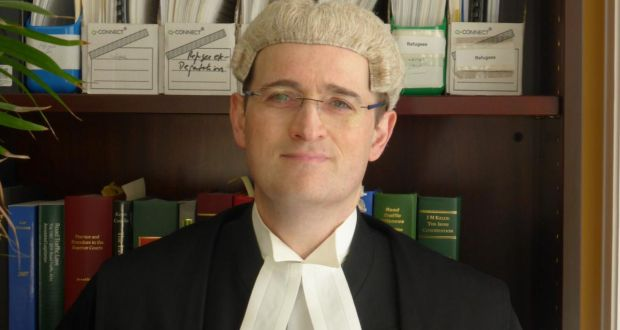 Mr Justice Richard Humphreys: three cases in 2018 involved concerns about proper disclosure.