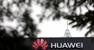 A Huawei facility in Ottawa, Ontario, Canada. Photograph: Chris Wattie/Reuters