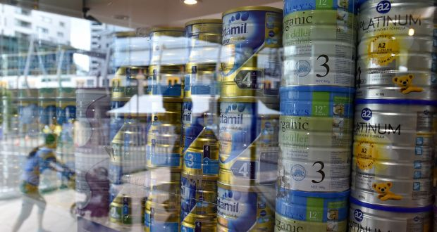 Six arrested in Australia over baby formula smuggling ring