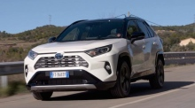 Our Test Drive: the Toyota RAV4