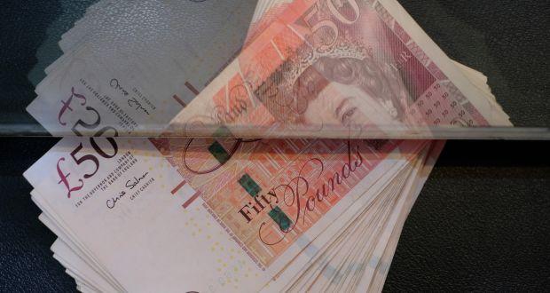 Pound over a job