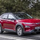 Hyundai Kona: sales of the eco-friendly crossover in Ireland  have  overtaken those for the Nissan Leaf during the first 20 days of 2019