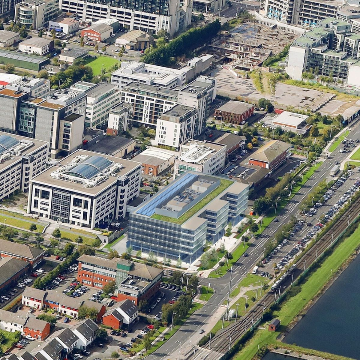 Construction begins on Starwood-funded offices in Sandyford
