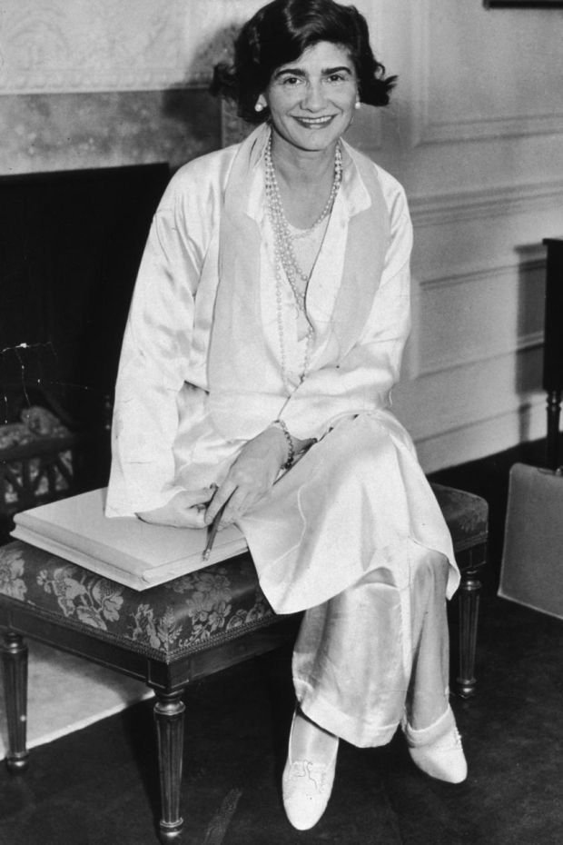 Coco Chanel: an 'enigmatic and subversive' figure, photographed in 1931