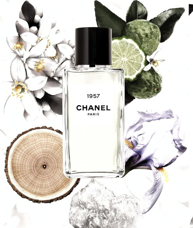 1957: Chanel's latest fragrance