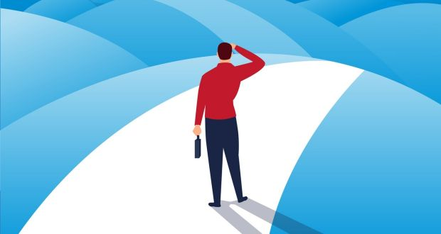 """""""Sometimes we can be our own worst enemy when it comes to changing jobs, and people are letting a variety of small factors get in the way of their happiness."""" Illustration: iStock"""