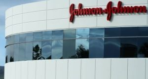Johnson & Johnson says  it expects full-year sales for 2019 in the range of $80.4bn   to $81.2bn