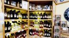This is the leanest time of year for independent wine shops, so we should try to support them. Photograph: iStock