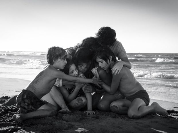 Roma: we should heavily ink in Alfonso Cuarón for best director