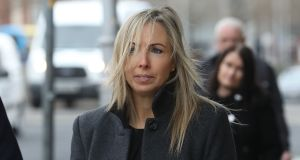 Michael Collins SC, for Data Protection Commissioner Helen Dixon (above), said the Supreme Court should not interfere with the High Court judgment directing a reference to the ECJ over the transfer channels.
