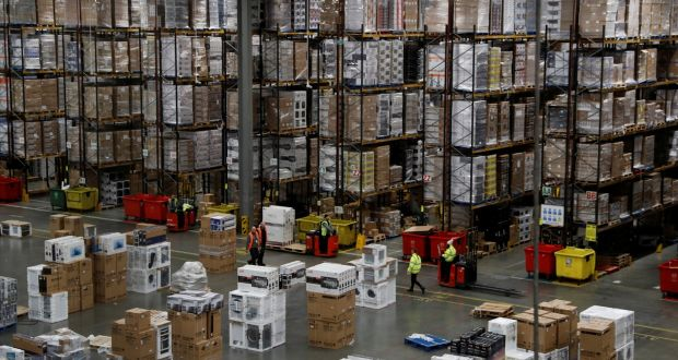 Scramble for UK warehousing to stockpile goods as no-deal