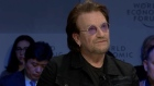 Bono says capitalism 'is a wild beast' that needs to be tamed