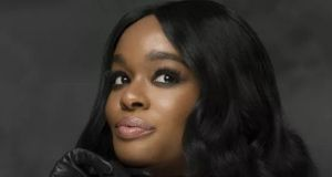 Azealia Banks: lashed out at Aer Lingus and Rose of Tralee Kirsten Mate Maher