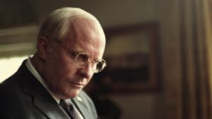 Christian Bale as Dick Cheney in Adam McKay's 'Vice'