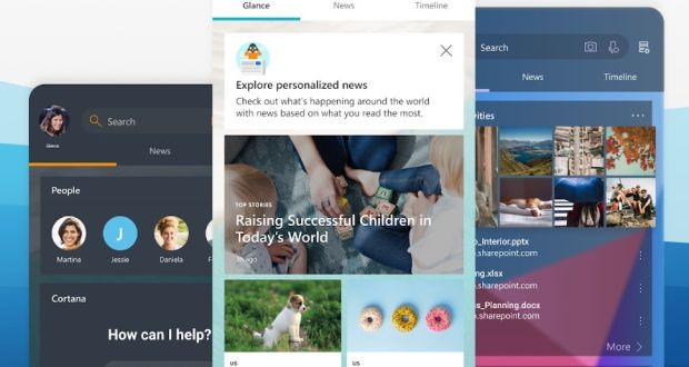 Microsoft Launcher for Android gets overhaul