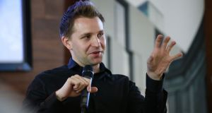 The High Court Facebook judgment was given in proceedings by the Data Protection Commissioner rising from complaints by Austrian lawyer Max Schrems (above) that the transfer of his personal data by Facebook to the US breached his data privacy rights as an EU citizen. Photograph: Nick Bradshaw