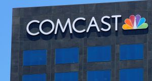Comcast also reported financial results for Sky for the first time since acquiring the UK pay-TV company last year. Sky reported adjusted earnings of $765m on $5 billion in sales.