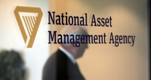 Nama  was established in  2009 to take toxic property loans off the balance sheets of domestic banks. Photograph: Cyril Byrne