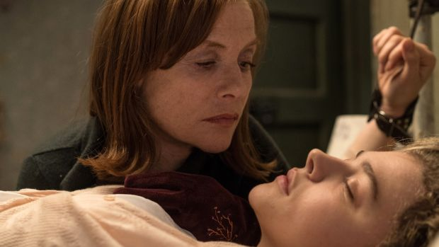 Greta: Isabelle Huppert and Chloë Grace Moretz in Neil Jordan's movie, part of Dublin International Film Festival