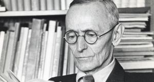 Hermann Hesse: the implacable opponent of German nationalism was the recipient of the Nobel Prize for Literature in 1946 and, by the late 1970s, the most widely translated European author of the 20th century. Photograph: Dutch National Archives