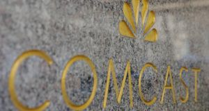 From now on, it will be Comcast's quarterly earnings reports that give us a snapshot of what is happening at Sky. Photograph: Lucas Jackson/Reuters