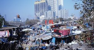 Dhobi Ghat in Mumbai, India. File photograph: Marcos Freire/EyeEm/Getty Images