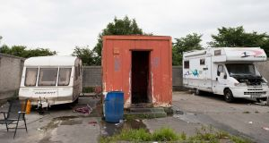 The provision of Traveller accommodation in Ireland remains inadequate with sites still badly located and in poor condition, a Council of Europe committee says in a report. Photograph: Tom Honan