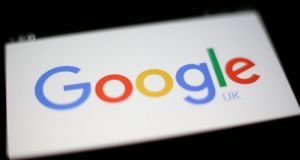 France's data protection office's pursuit of Google is viewed as a significant test case. Photograph: PA Wire