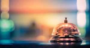 The construction of hotels is picking up and almost 1,000 new rooms were added to the Dublin market last year. Photograph: iStock