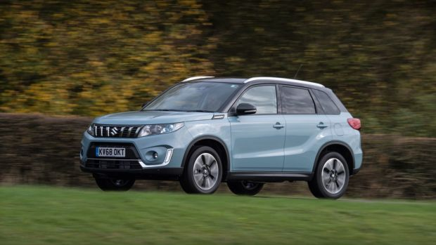 The Vitara is the Suzuki we get, but not the one we deserve
