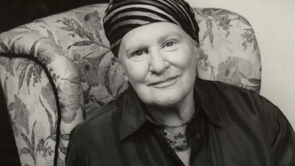 "Diana Athill: ""She was responsible for coaxing Rhys's great novel Wide Sargasso Sea out of her."""