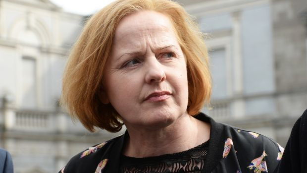 "Solidarity TD Ruth Coppinger referred to the ""chilling effect"" of criminalisation as a possible reason for the alleged denial of an abortion to a woman who was diagnosed with a case of fatal foetal abnormality. File photograph: Cyril Byrne/The Irish Times"