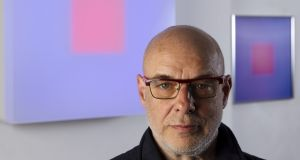 Brian Eno: The long form has a place in contemporary culture. Image courtesy of the artist and Lumen, London