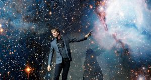 "Professor Brian Cox: ""Most scientists who really think about their field need it to be simple so that they can understand it. For me, understanding something is a process of simplifying it."" File photograph: Nicky J Sims/Getty Images for Phil McIntyre Entertainment"