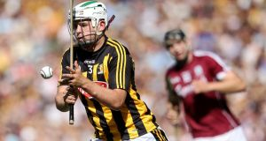 Pádraig Walsh: some in Kilkenny believe the versatile defender would be better suited to a half-back role. Photograph: Tommy Dickson/Inpho