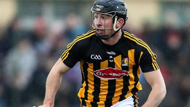Conor Delaney: another contender for the Kilkenny full back role. Photograph: Laszlo Geczo/Inpho